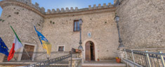 Immagine del virtual tour 'Castello di Oricola'